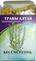 Бессмертник, трава цмин (цветки сухие)