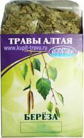 Листья березы (лист березовый)