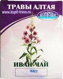 Иван-чай (Кипрей узколистный, цветки)